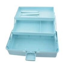 Portable 3 layers Multi-functional Large-capacity Storage Bins