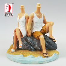 Wedding Cake Topper Personalized Custom real doll custom clay dolls fixed resin body SR024 creative gifts