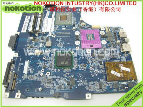 ФОТО FRU 43N7652 IEL10 LA-3451P FOR LENOVO 3000 N200 LAPTOP MOTHERBOARD 43N7652 INTEL DDR2 Mainboard