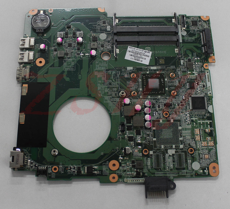 For HP 15-N 15-F Series Laptop Motherboard 790630-001 790630-501 Procesador A6 DA0U93MB6D2 free Shipping 100% test okFor HP 15-N 15-F Series Laptop Motherboard 790630-001 790630-501 Procesador A6 DA0U93MB6D2 free Shipping 100% test ok