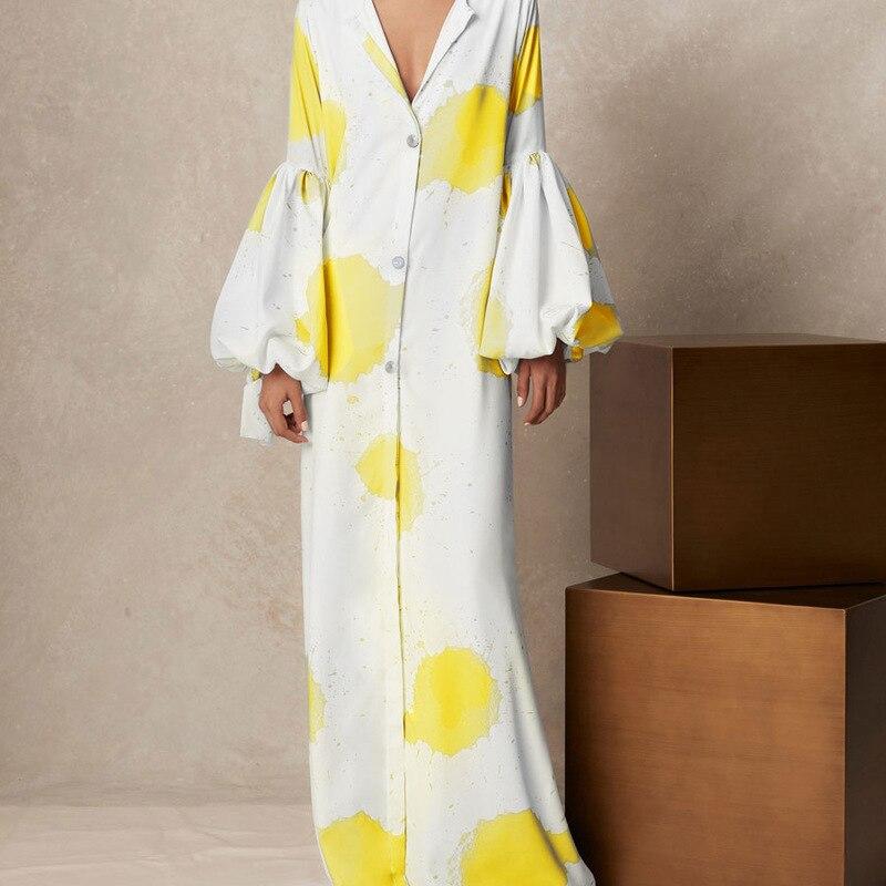 Maillot de bain couvrir vêtements de plage pour les femmes couvertures été robe de plage Kimono Tong imprimé nouveau 2019 obtenu lâche acétate imprimer