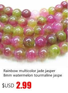 """Caoutchouc Tone 200 Matte Rose Fluo Couleur Acrylique Perles Rondes 8 mm 0.32/"""""""