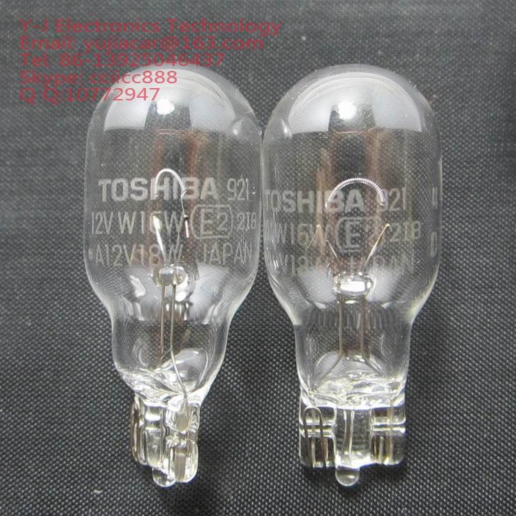 Toshiba 921 Bulb W16w 12v T15 W21x95d Halogen Tail Light