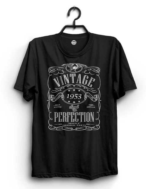 Cool T Shirts Designs Best Selling Men 65th Birthday Shirt