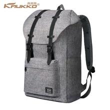 Backpack Women s Vintage KAUKKO Travel Backpacks Student Backpack Laptop Backpack for 14 Notebook Casual Daypacks