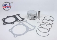 78MM 18MM Piston Kit Rings 300CC Loncin Dirt Bikes Parts