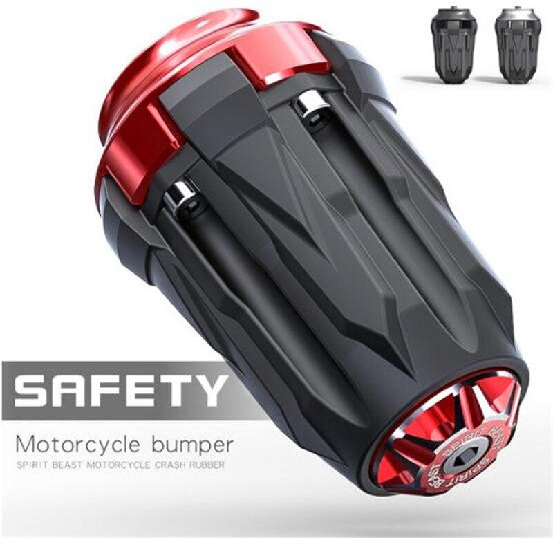 ESPRIT BÊTE Moto Anti-Goutte En Plastique CB190 Style Décoratif Universal Motobike Pare-chocs De Protection Bloc Motocross