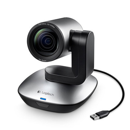 Logitech HD Video Conference Camera PTZ Pro 2  Camera CC2900ep Built-in Microphone
