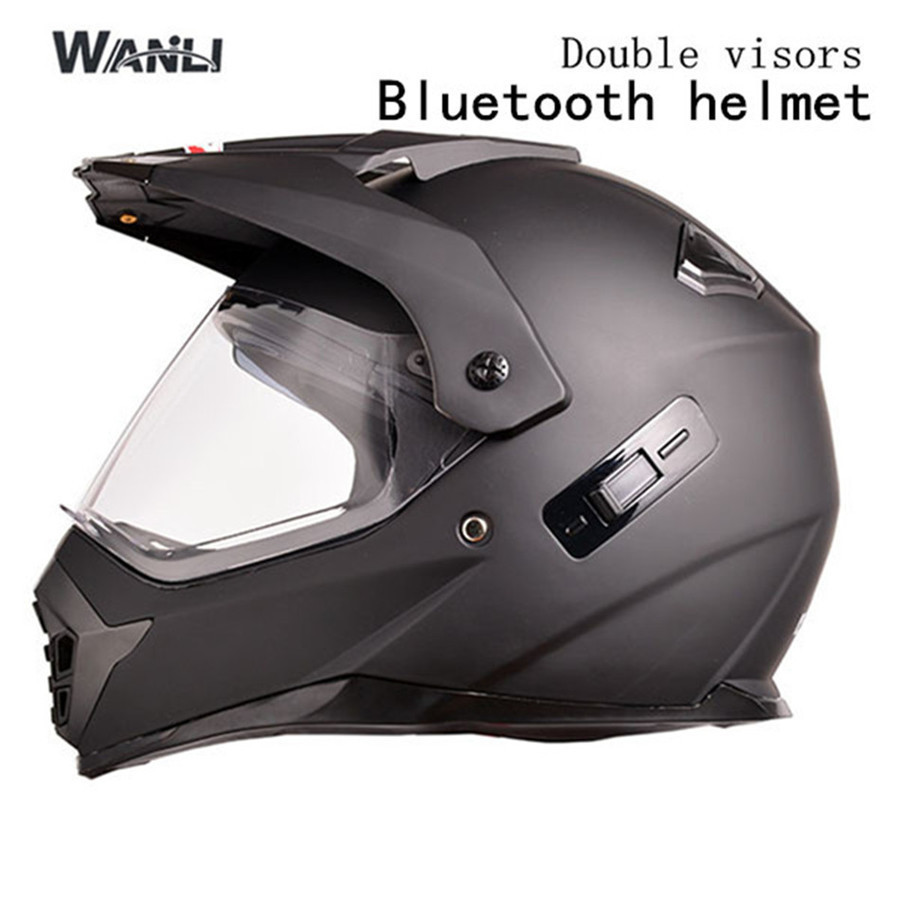 Motorcycle Bluetooth Headset Helmet Communication System S 55cm-61cm for Adult small size mate alfani new black women s size small s mesh back high low ribbed blouse $59 259