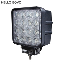 4pcs 4 Inch 48W LED Work Light Bar For Indicators Motorcycle Driving Offroad Boat Car Tractor
