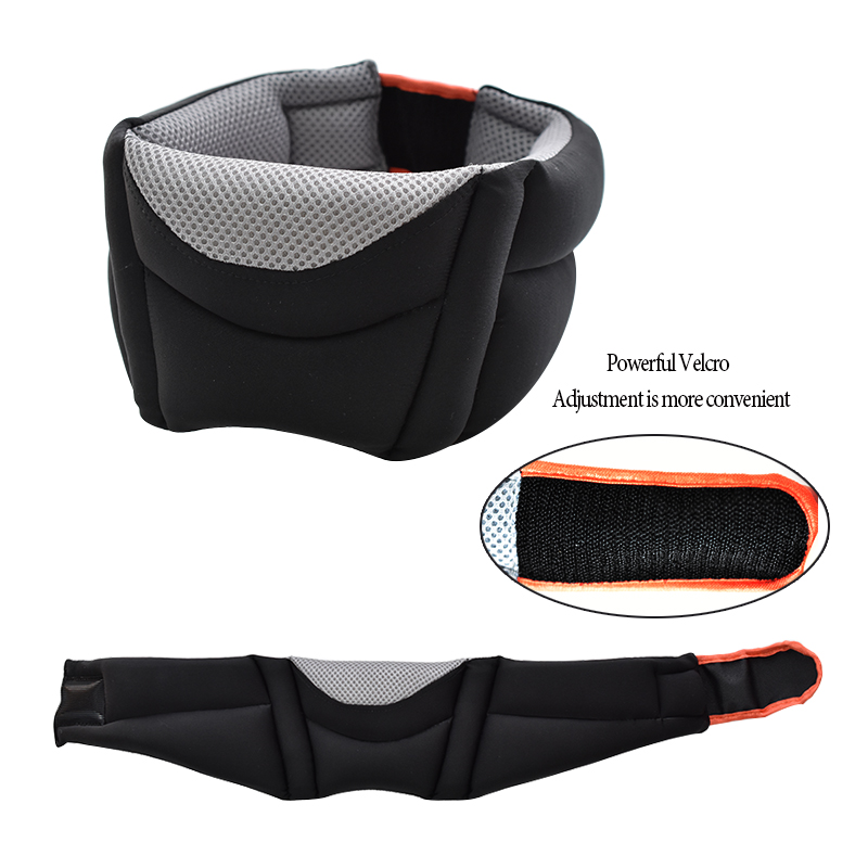 Portable Neck Air Traction Massager Cervical Collor Health Care Device Soft Support Neck Corrector Back Shoulder Pain Relief|Neck Tractor| |  - title=