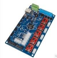 3 d drucker bedienfeld MKS Gen V1.2  senden die USB linie (mit A4988)-in Steckverbinder aus Licht & Beleuchtung bei