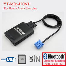 Usb-Adapter Music-Changer Yatour Car-Radio Pilot Digital Honda Odyssey Civic for Accord