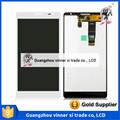 Wholesale-LCD Display For Huawei Ascend Mate 1 MT1-U06 u06 MT1 With Touch Screen Digitizer Assembly Free Shipping+Tracking Code