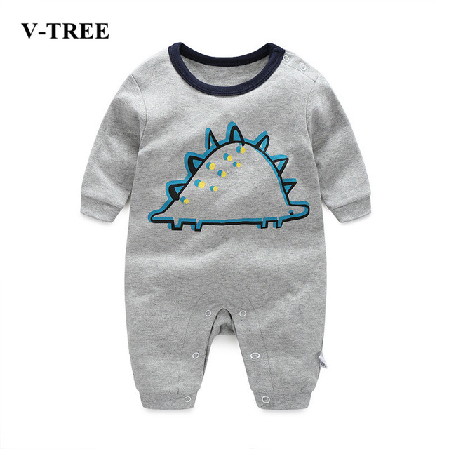6486d87fa Bebe Jumpsuit Dinosaur Crawling Clothes Christmas Costumes For Boys ...