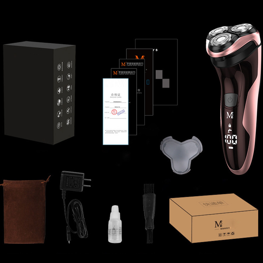 electric shaver 12