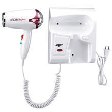 New 1200W wall mounted hotel hair dryer 60 degree Thermostatic CCC certification high quality hotel hairdryer kangfu KF-3071