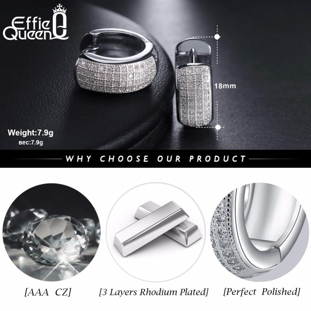 Effie Queen- ի նորագույն ոճով միկրո - Նորաձև զարդեր - Լուսանկար 3