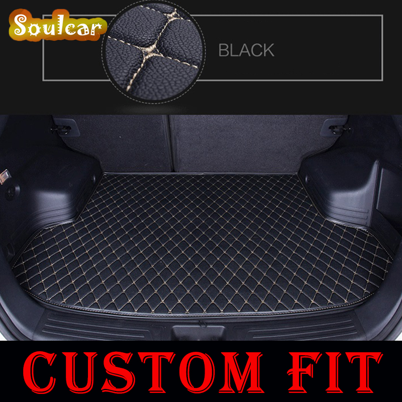 Fits for Mercedes Benz CLA CLK W209 CLS W218 W219 2015-2017 CAR COVER BOOT LINER TRUNK CARGO TRAY CARPET FLOOR MATS 380mm car steer wheel cover for mercedes benz w463 w169 w251 w164 w219 w209 w230 slk clk slr carbon fiber