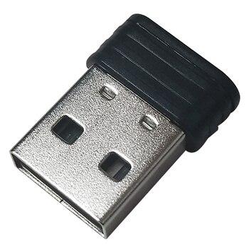 Ricevitore USB Gamepad Console Nero 2.4G Accessori di Gioco Controller di Gioco Senza Fili Portatile Mini Bluetooth Dongle Per T3/T6 /T12-in Adattatore USB da Elettronica di consumo su Future Maker Store