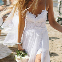 2018 Summer Lace Tulle Slip Maxi Dress Long Sexy Women Spaghetti Strap Vestidos Party Prom Wedding