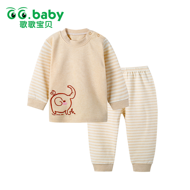 Animal Children's Clothing Sets Kids Girls Tshirt Pants Newborn Baby Boys Clothes Set Cotton Roupa Bebes Shirt Boy Suits Pajamas