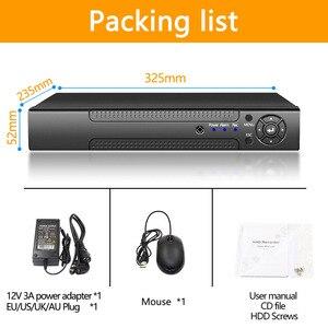 Image 5 - Cámara IP ONVIF CMS XMEYE 2 * SATA HDD, H.265 +/H.264 8ch * 4K/32ch * 5.0MP/32ch * 1080P grabador de vídeo de red NVR 1080P/720P