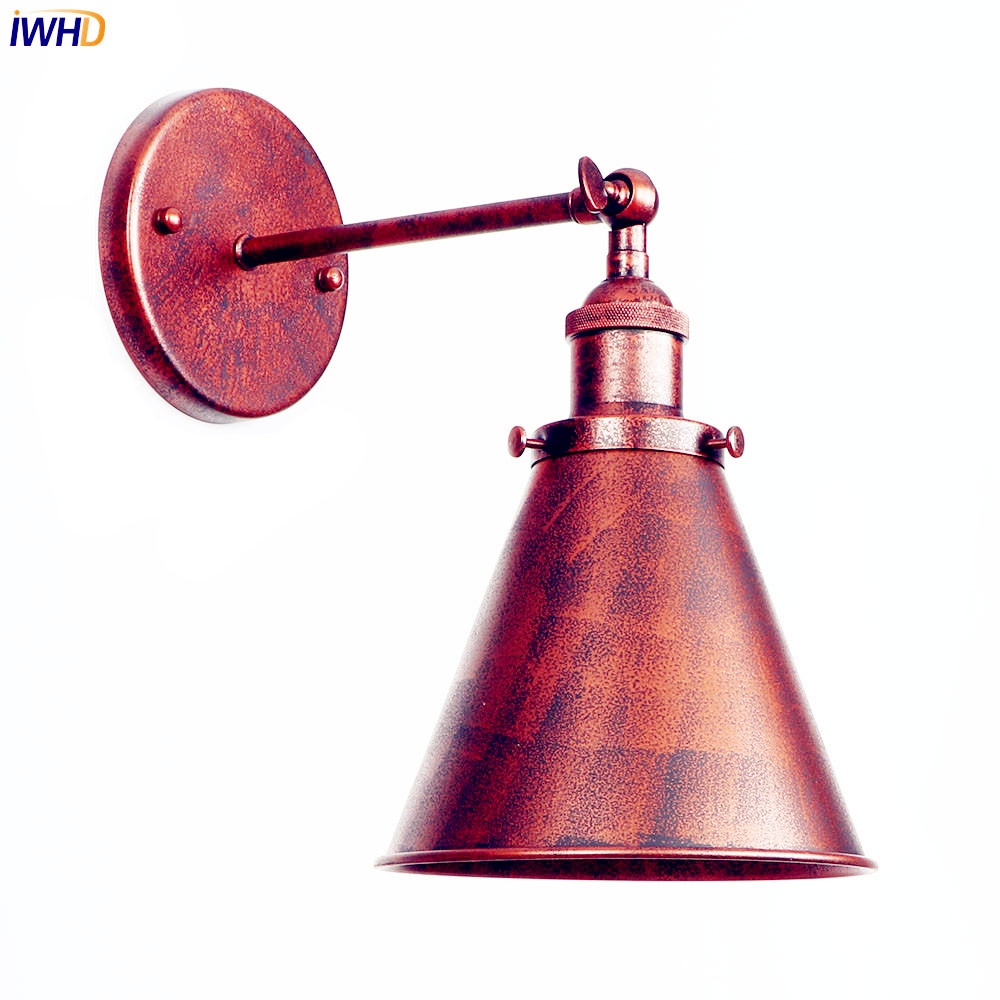 Lights & Lighting Reasonable Iwhd Antique Retro Edison Wall Sconce Led Bedroom Stair Bathroom Adjustable Arm Industrial Vintage Wall Lamp Lights Fixtures Selling Well All Over The World Led Lamps