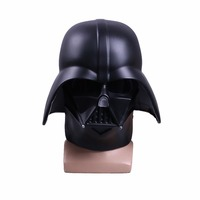High Quality Star Wars Anakin Skywalker Darth Vader Mask Full Helmet Cosplay Costume Props Halloween Carnival Party Mask PVC