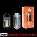100% Original IJOY Limitless XL Tank 4ml Top-filling Design Sub Ohm Tank & RTA 50W-215W Fan-styled Airflow Rebuildable Atomizer