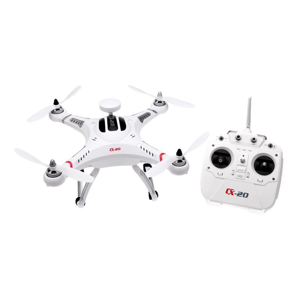 все цены на Cheerson CX-20 Auto-Pathfinfer RTF Drone 6-axis GPS MX Autopilot System Quadcopter Aircraft Toy with Camera 2017 New Helicopter онлайн