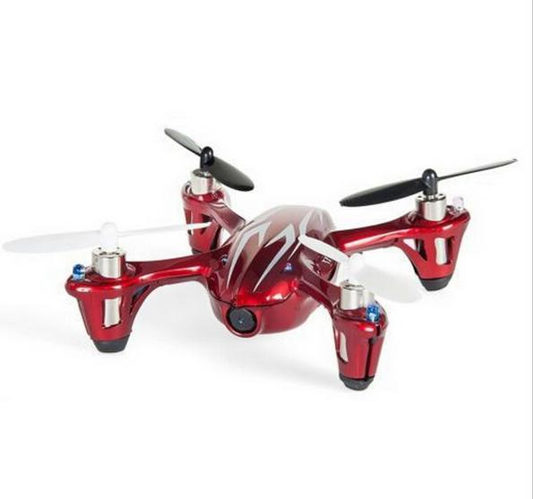 ФОТО Hubsan X4 H107C 2.4G 4CH RC Helicopter Quadcopter With Camera RTF+Transmitter+Battery Mini Drones Remote Control Toys F07858