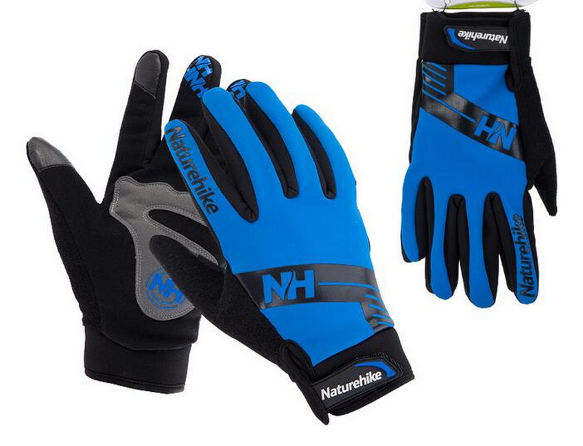 Naturehike outdoor sports gloves, riding gloves motorcycle gloves finger touch screen,