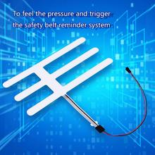 Gürtel Warnung Sensor Automobil Auto Sitz Sensor Sicherheit Gürtel Druck Warnung Sensor Erinnerung Sitz Belegung Zubehör Gürtel Sensor