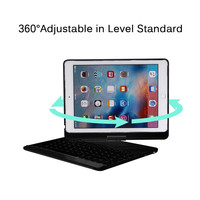 GrassRoot 360 Rotate Smart Bluetooth Wireless Keyboard Cover For APPLE IPAD PRO 9 7 Air1 Air2