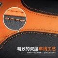 Для Nissan X-Trail X Trail 2014-2019 автомобильный центральный подлокотник  3D дизайн  искусственная кожа  Обложка  аксессуары