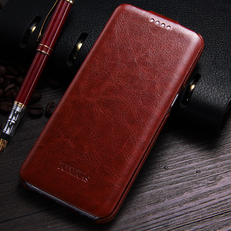TOMKAS Funda para Samsung Galaxy S8 Funda de cuero PU para Samsung - Accesorios y repuestos para celulares - foto 4