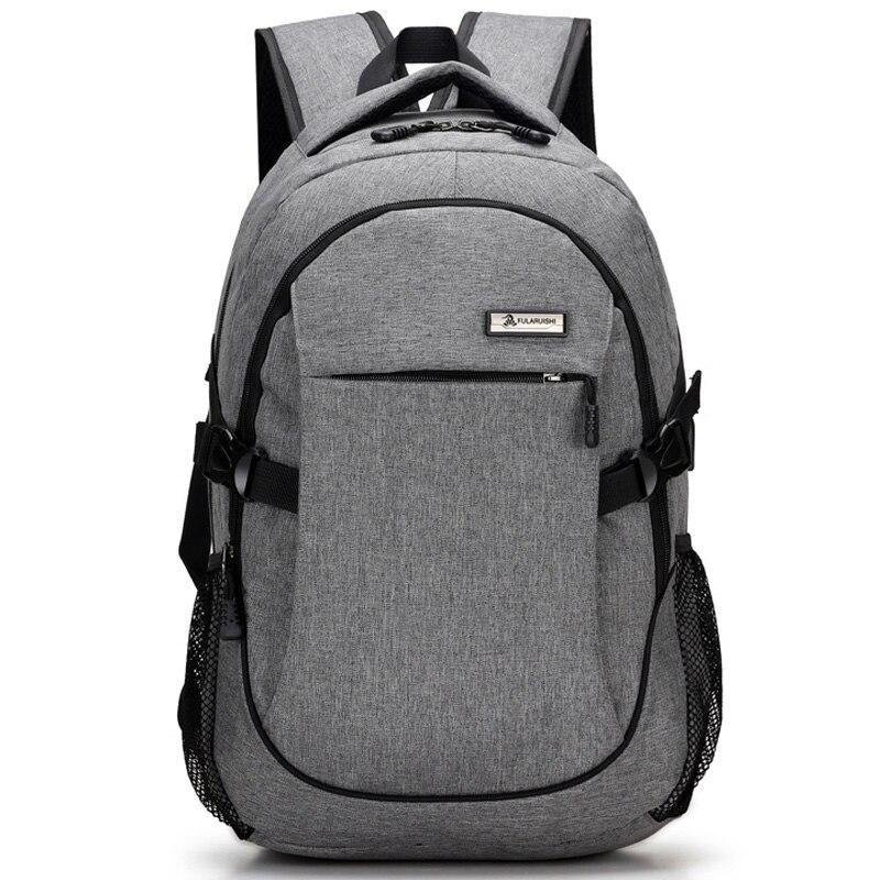 f65a97460414b Best buy Fashion Backpack canvas men School bagBack Pack High capacity  Travel Bag Knapsack Laptop for School bag Teenage Girls Gift bag online  cheap