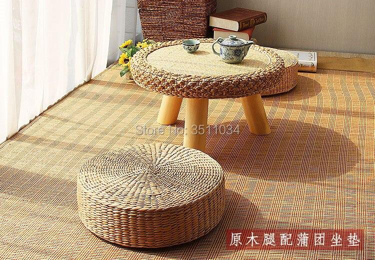 Asia Style Anese Rattan Round