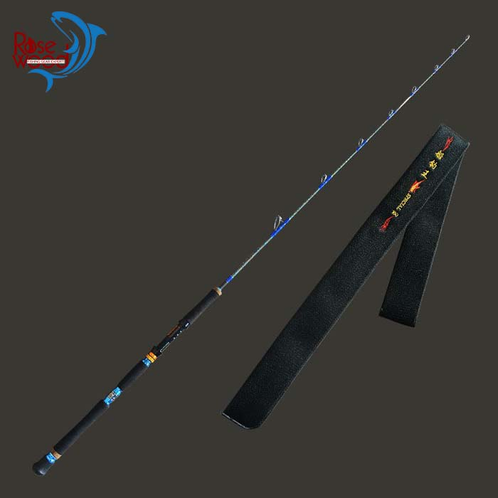 Best sea boat fishing rod saltwater trolling ocean for Trolls fishing pole