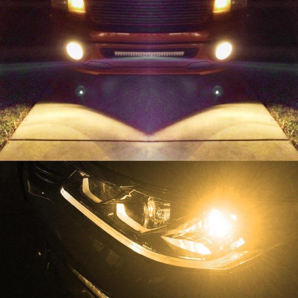 Plug & Play Replace 9012 HIR2 Halogen Light Bulbs 55W 4300K Car Head Lights Bulb 9012 HIR2 PX22d Car Headlight Bulbs