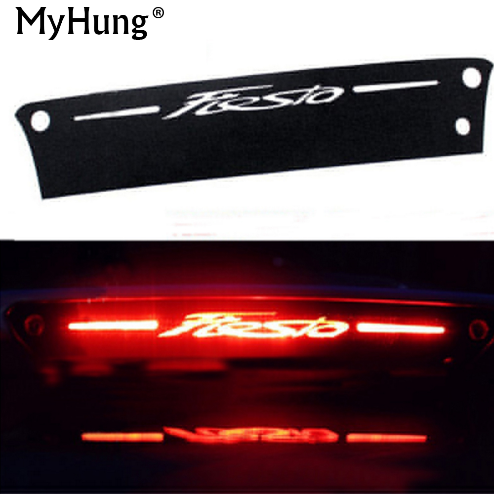 Ford Service Decals : Car styling brake light sticker high mount stop lamp