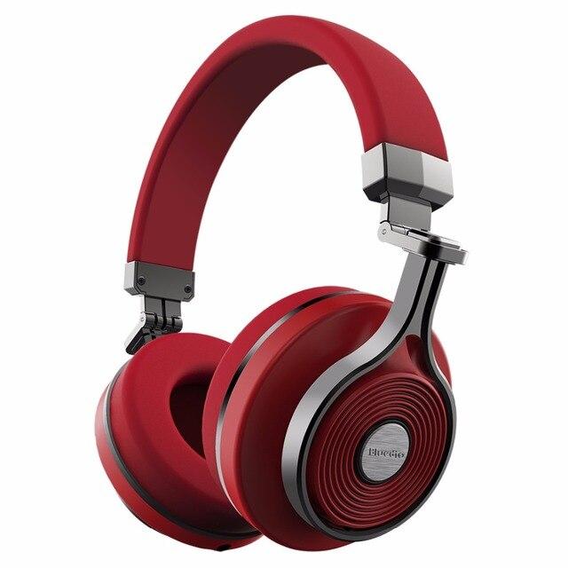 Bluedio T3 ( Turbine 3rd ) auriculares inalámbricos bluetooth 4.1 plegables con micrófono incorporado y sondio estéreo