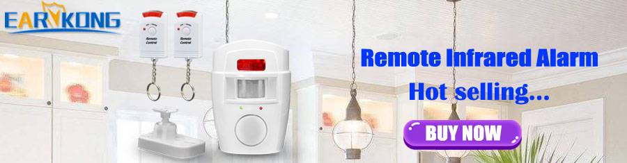 remote infrared detector
