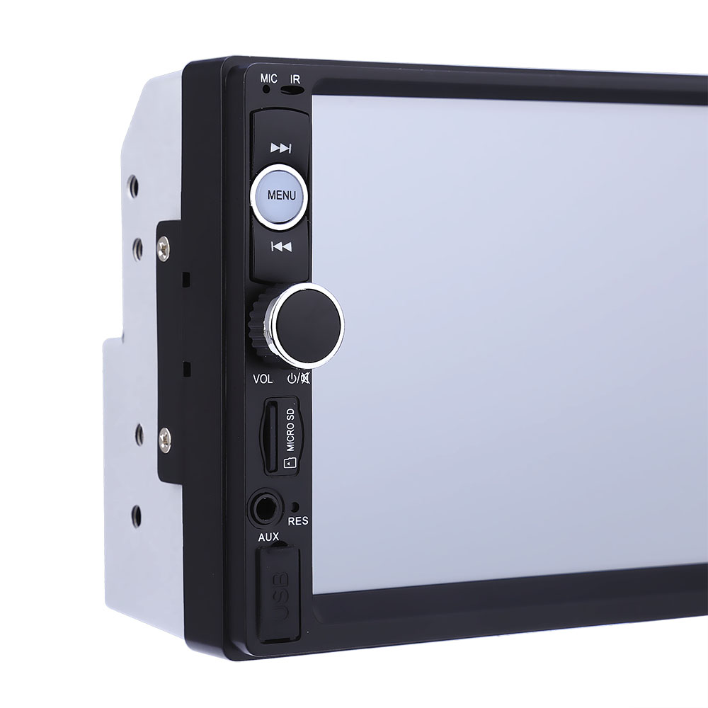 Car Audio Stereo Touch Screen 2 Din MP5 Player With