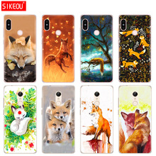Silicone Cover phone Case for Xiaomi red