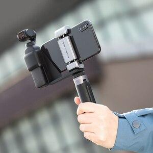 Image 5 - PGYTECH חצובה מיני ידית שולחן העבודה וטלפון מחזיק סט לdji אוסמו כיס GoPro גיבור 7 1/4 חוט יציאת עבור הרחבת