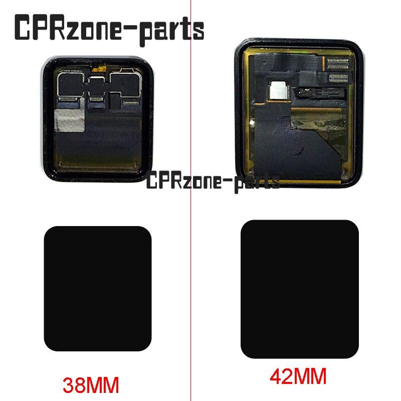 Sport/Saphir Pour Apple Montre LCD Affichage Tactile Assemblée D'écran Pour Apple Montre Série 1 LCD 38mm/ 42mm Pantalla Remplacement