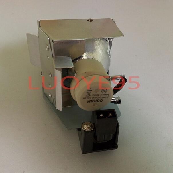 100% New  Original bare Lamp with housing  5J.J6E05.001 Bulb For BenQ  MX662 / MX720 Projectors