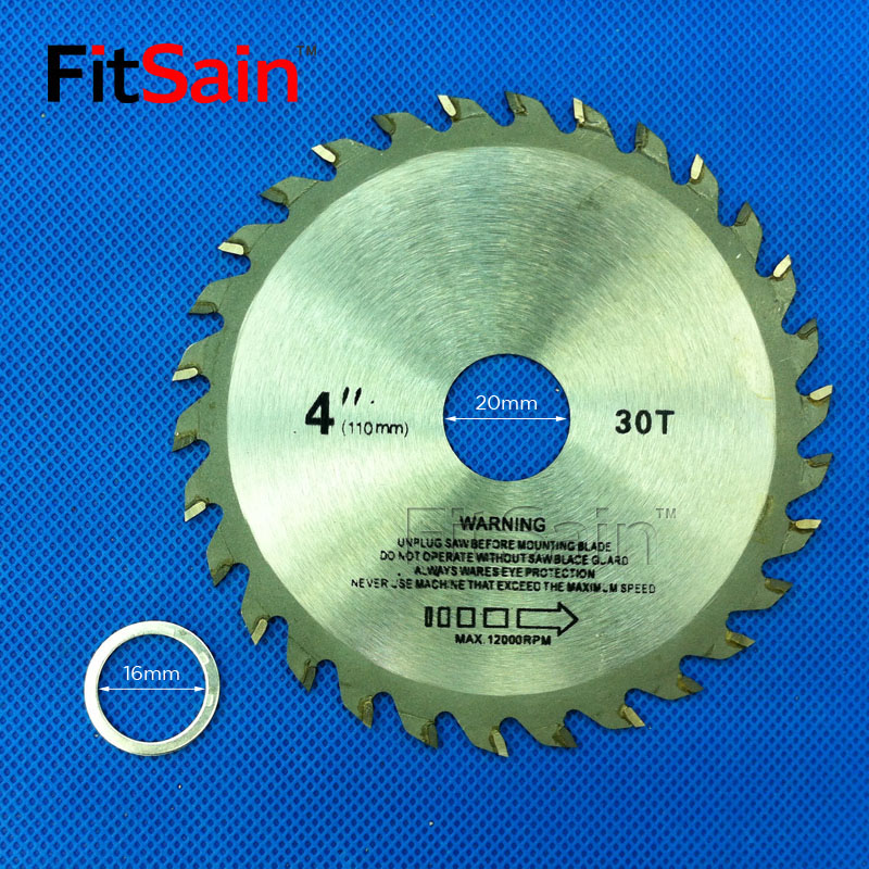 Aliexpress Com Buy Fitsain 4 Quot Saw Blades For Wood